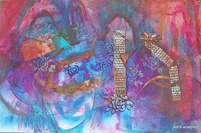 Painting - The Old Order Passeth by Judith Kerrigan Ribbens