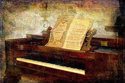 The Old Piano Original