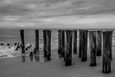 Photograph - The Old Pier by Heidi Hermes