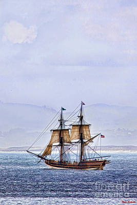 Photograph - The Old Pirate Ship by Blake Richards