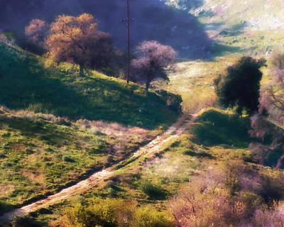 Photograph - The Old Road by Timothy Bulone