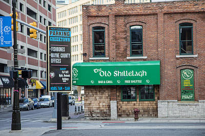 Photograph - The Old Shillelagh Detroit  by John McGraw