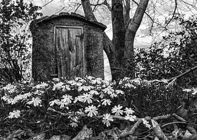 Wall Art - Photograph - The Old Smokehouse by J Thomas