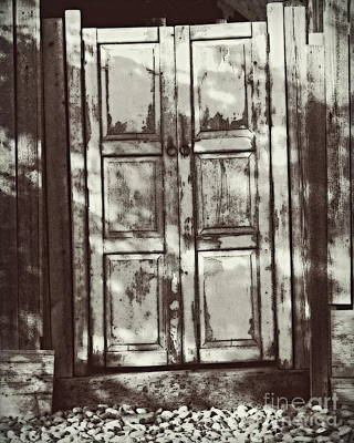 Photograph - The Old Spanish Door S by Tim Richards