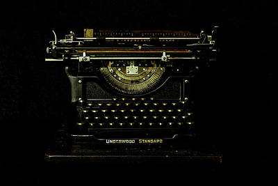 Photograph - The Old Underwood by Tom and Pat Cory