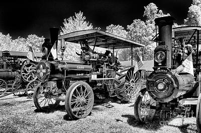 Photograph - The Old Way Of Farming by Paul W Faust - Impressions of Light