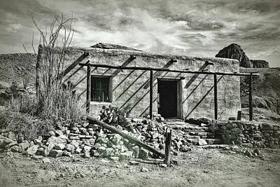 Photograph - The Old West by Judy Vincent