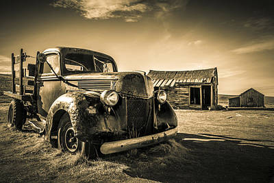 Photograph - The Old West by Kim Swanson