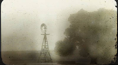 Photograph - The Old Windmill by Jill Smith