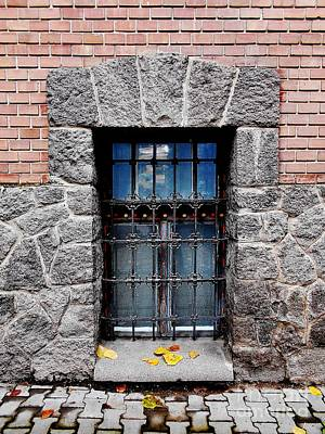 Photograph - The Old Window - 2 by Erika H