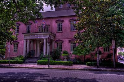 The Olde Pink House Original by Jason Blalock