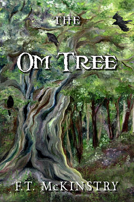Painting - The Om Tree Cover Art by FT McKinstry