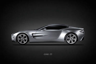 Bonds Photograph - The One-77 by Mark Rogan