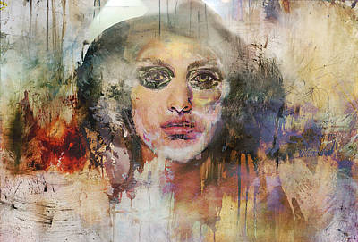 Avant Garde Mixed Media - The Only Exception by Velarde Moeckel