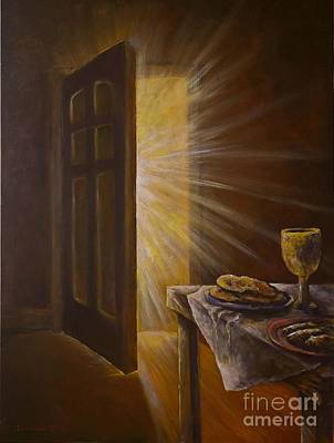 Painting - The Open Door by Deborah Smith