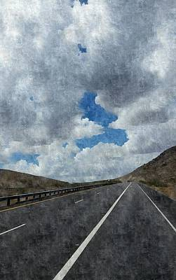 Photograph - The Open Road by Bill Hamilton
