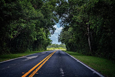 Photograph - The Open Road Is Calling  by Saija Lehtonen