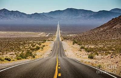 Photograph - The Open Road by JR Photography