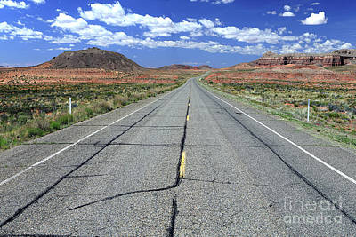 Photograph - The Open Road by Rick Mann