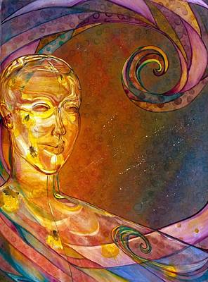 Painting - The Oracle by Starr Weems