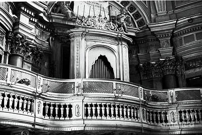Photograph - The Organ by John Rizzuto
