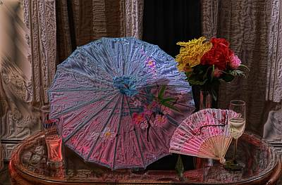 Photograph - The Oriental Table by Mustafa Abdullah