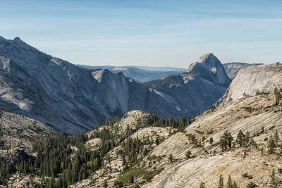 Photograph - The Other Side Of Half Dome by Belinda Greb