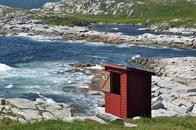 The Outhouse? Original