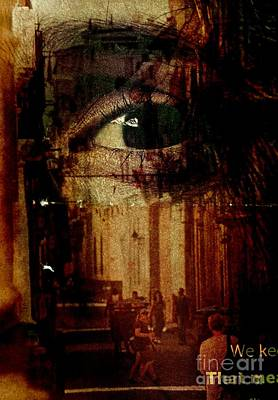Photograph - The Overseer by Michael Cinnamond