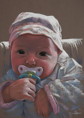 Pastel - The Pacifier by Christopher Reid
