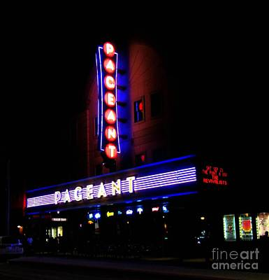 Photograph - The Pageant 2017 by Kelly Awad