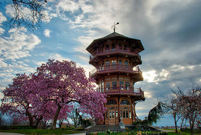 Photograph - The Pagoda In Spring by Mark Dodd