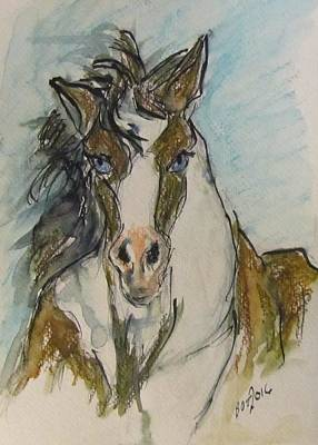 Painting - The Paint by Barbara O'Toole