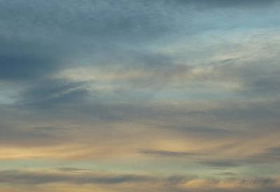 Photograph - The Painted Sky At Dusk by Deborah  Crew-Johnson