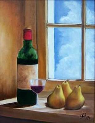 Painting - The Pairing by Susan Dehlinger