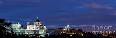 Photograph - The Palace And The Cathedral by Hernan Bua