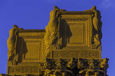 Fine Art Of Women Photograph - The Palace Of Fine Arts  by Garry Gay