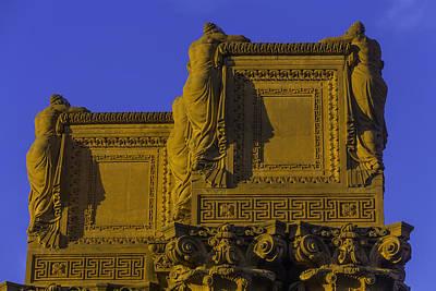 Rotunda Photograph - The Palace Of Fine Arts  by Garry Gay