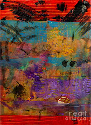 Mixed Media - The Parable by Angela L Walker