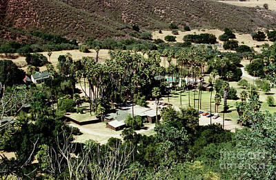 Photograph - The Paraiso Hot Springs ,soleded ,california Soledad, California1998 by California Views Mr Pat Hathaway Archives