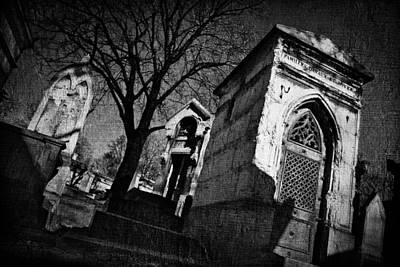 Photograph - The Parisian Dead by Joseph Westrupp