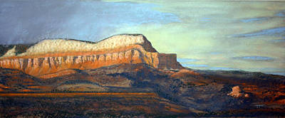 Painting - The Parthenon by Carl Capps