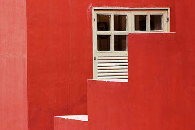 Photograph - The Partial Window by Prakash Ghai