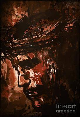 Painting - The Passion  by Andrzej Szczerski
