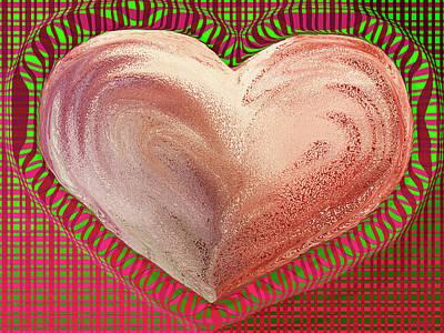 The Passionate Heart Art Print