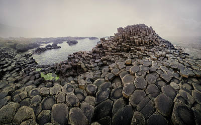 Photograph - The Path Of Stones In The Sunlight by Jaroslaw Blaminsky