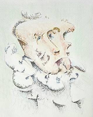 The Patron Art Print