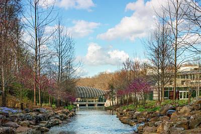 Photograph - The Pavilion - Crystal Bridges Art Museum - Northwest Arkansas by Gregory Ballos