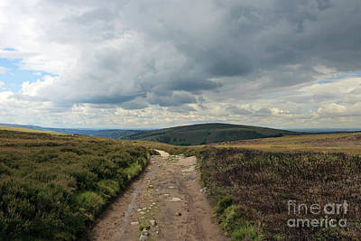 Photograph - The Peak District by Julia Gavin