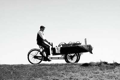 Photograph - The Peddler by Aidan Moran